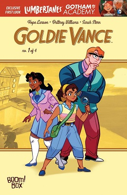 Goldie Vance (2016) Complete Bundle - Used
