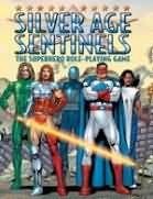 Silver Age Sentinels: the Superhero RPG - Used