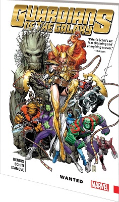 Guardians of the Galaxy: New Guard Volume 2: Wanted TP