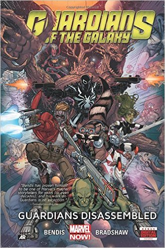 Guardians of the Galaxy: Volume 3: Guardians Disassembled TP