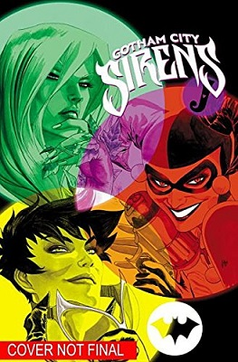 Gotham City Sirens: Volume 2 TP