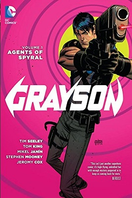 Grayson: Volume 1: Agents of Spyral HC (New 52) - Used