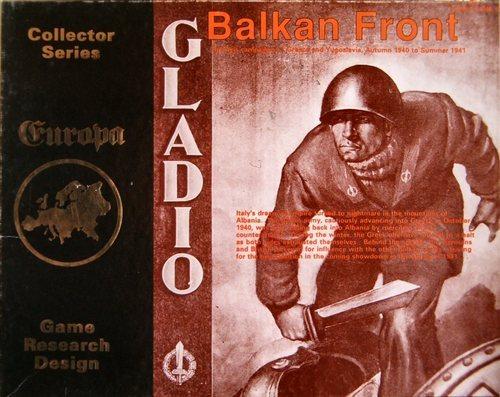 Balkan Front: Collector Series