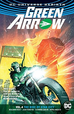 Green Arrow: Volume 4: The Rise of Star City TP