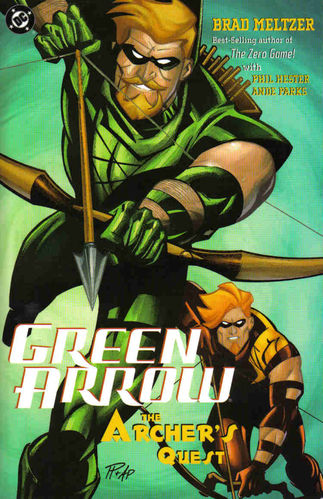 Green Arrow: The Archers Quest TP