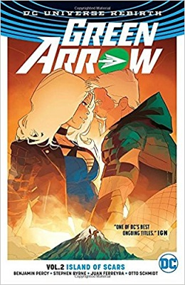 Green Arrow: Volume 2: Island of Scars TP