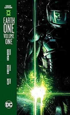 Green Lantern: Earth One: Volume 1 HC