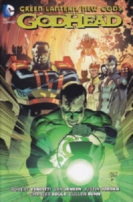 Green Lantern: New Gods: Godhead HC - Used