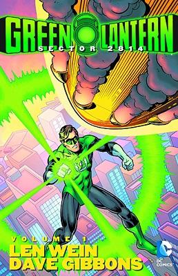 Green Lantern: Sector 2814: Volume 1 TP