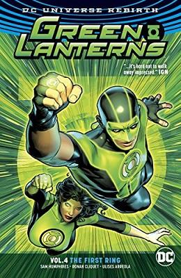 Green Lanterns: Volume 4: The First Ring TP