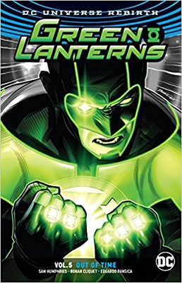 Green Lanterns: Volume 5: Out of Time TP