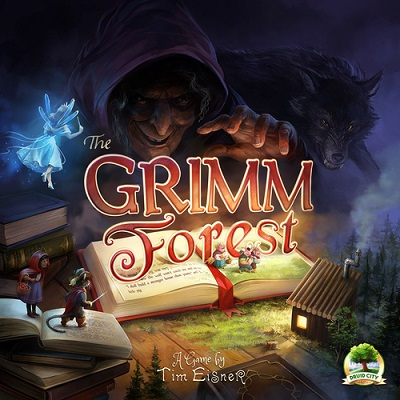 Grimm Forest Board Game