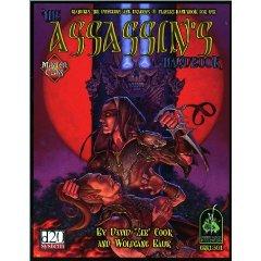 The Assassins Handbook D20 - Used