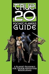 True 20: Pocket Players Guide - Used