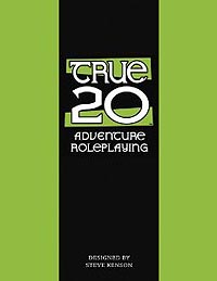TRUE 20: Adventure Roleplaying Revised Edtion - Used
