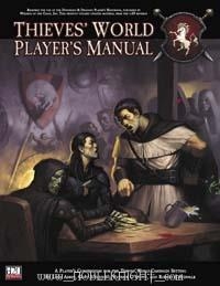 D20: Thieves' World Player's Manual HC - USED
