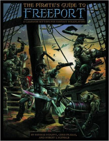 The Pirates Guide to Freeport HC - Used