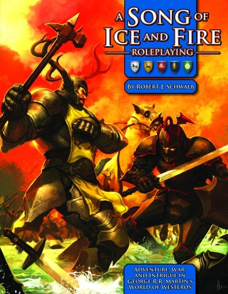 A Song of Ice and Fire Roleplaying - Used