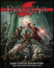 Dragon Age: Dark Fantasy Roleplaying: Set 1 - Used