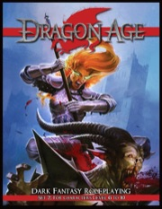 Dragon Age: Dark Fantasy Roleplaying: Set 2 - Used