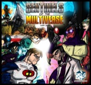 Sentinels of the Multiverse Card Game: Enhanced Edition