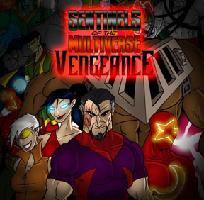 Sentinels of the Multiverse Card Game: Vengeance Expansion