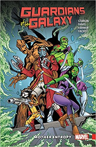 Guardians of the Galaxy: Mother Entropy TP