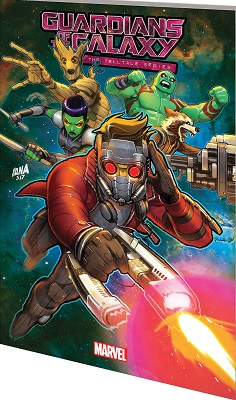 Guardians of the Galaxy: The Telltale Series TP