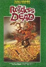 Warhammer Fantasy Roleplay 1st ed: The Restless Dead - Used