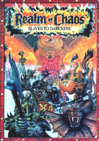 Warhammer Fantasy Roleplay: Realm of Chaos: Slaves to Darkness - Used