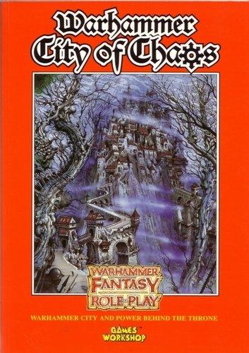 Warhammer Fantasy Roleplay 1st ed: Warhammer City of Chaos: 0039