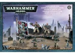 Warhammer 40k: Cadian Command Squad 47-09