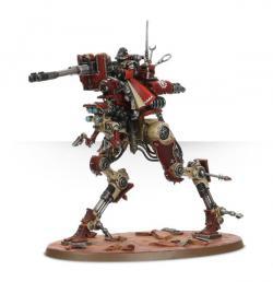 Warhammer 40k: Adeptus Mechanicus Ironstrider 59-12