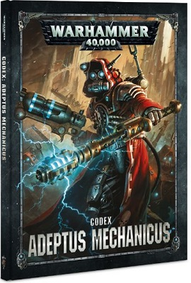 Warhammer 40K: Codex: Adeptus Mechanicus 59-01-60