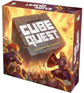 Cube Quest Board Game