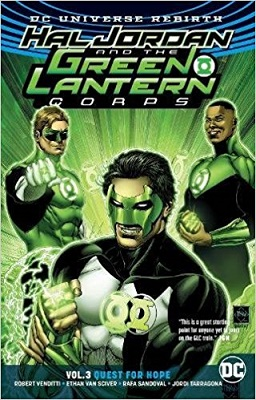 Hal Jordan and the Green Lantern Corps: Volume 3: Quest for Hope TP