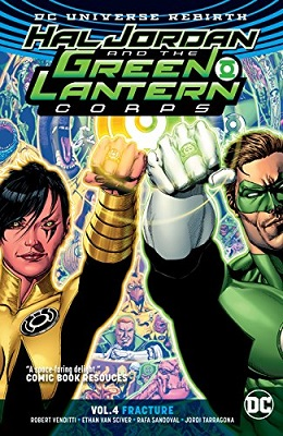 Hal Jordan and the Green Lantern Corps: Volume 4: Fracture TP