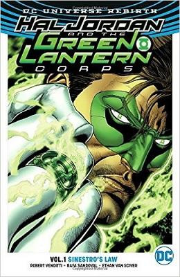 Hal Jordan and the Green Lantern Corps: Volume 1: Sinestros Law TP