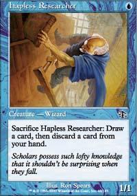 Hapless Researcher