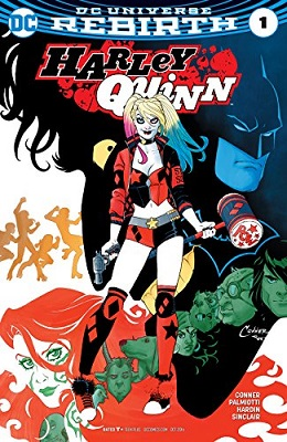 Harley Quinn no. 1 (2016 Series)