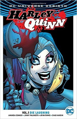 Harley Quinn: Volume 1: Die Laughing TP