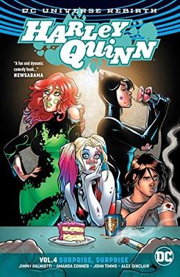 Harley Quinn: Volume 4: Surprise Surprise TP