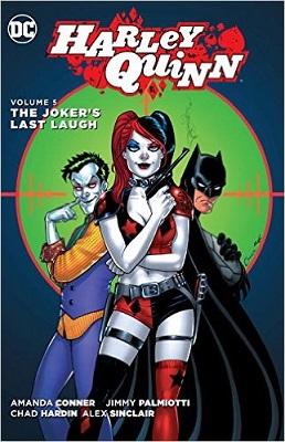 Harley Quinn: Volume 5: The Jokers Last Laugh TP