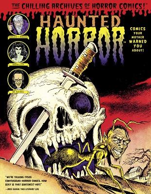Haunted Horror: Volume 2 HC