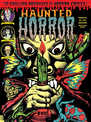 Haunted Horror: Volume 4: Candles for Undead and More HC
