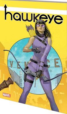 Hawkeye: Volume 1: Kate Bishop TP