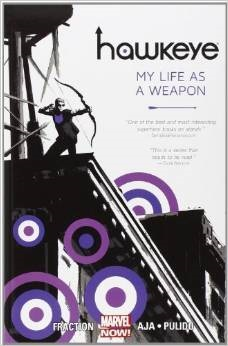 Hawkeye Vol 1: My Life as a Weapon softcover - Used