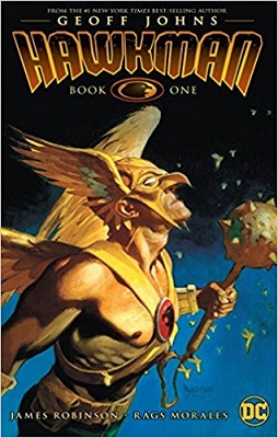 Hawkman by Geoff Johns: Volume 1 TP