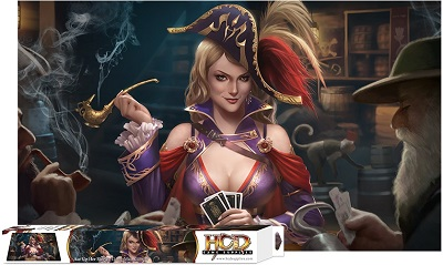 Playmat: Ace Up Her Sleeve 96685