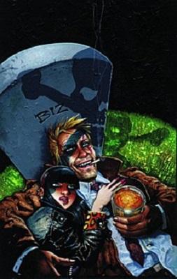 Hellblazer: Death and Cigarettes TP (MR)